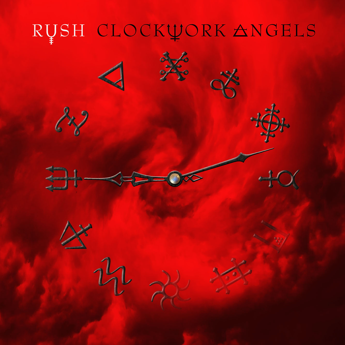 Rush en grande forme avec Clockwork Angels !