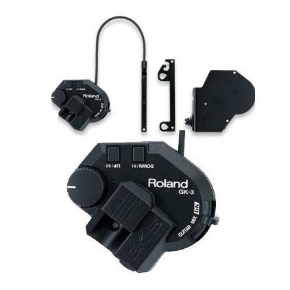 Capteur Roland GK-3 : le même… à l'envers !