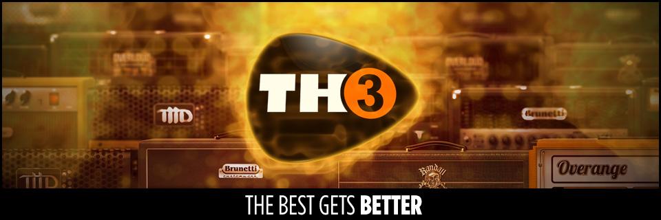 Overloud lance TH3 et c\'est le moment de faire chauffer votre CB...