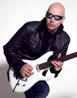 Nouvel album de Joe Satriani à l\'horizon et tournée Européenne à la suite...