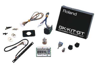 Installation du Roland GK Kit, mission à hauts risques ?