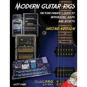 Modern Guitar Rigs edition II, le livre de chevet des dingos de matos...