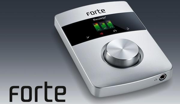 Nouvelles interfaces audio Focusrite pour octobre 2012