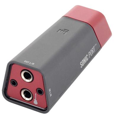 Line 6 Sonic Port, une nouvelle interface audio pour iPhone, iPad...