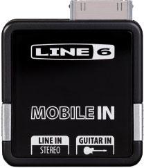 Line 6 Mobile In, un Pod sur mon iPhone...