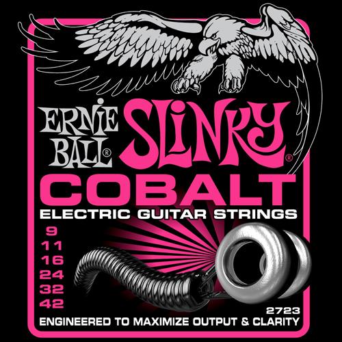 J'ai testé les Ernie Ball Cobalt… Un peu plus de tout !