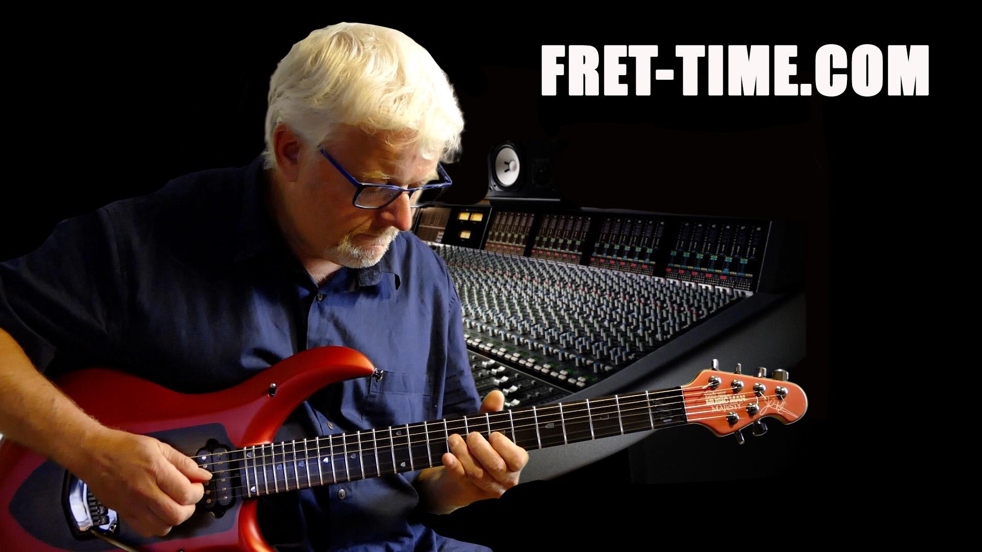 Music Man Majesty, le super test...