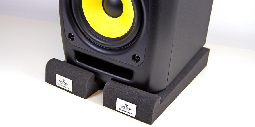 Monitor guards, des chaussons pour vos monitors studio…