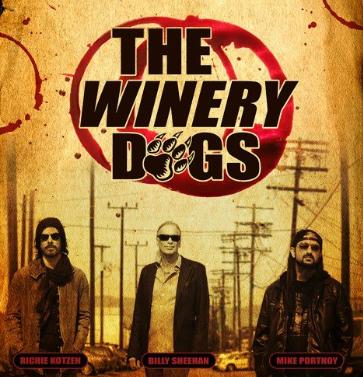 Kotzen, Sheehan, Portnoy, The Winery Dogs quoi ! A savourer d\'urgence...